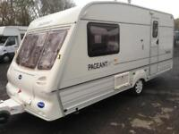 ☆ 2001/02 BAILEY PAGEANT IMPERIAL 2 BERTH ☆ END BATHROOM ☆ TOURING CARAVAN ☆