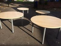 Conference/cafe tables FREE DELIVERY *
