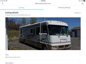 RV and campers for rent