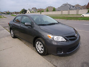 2012 Toyota Corolla 4cl Sedan Comes With Sefety & E Test