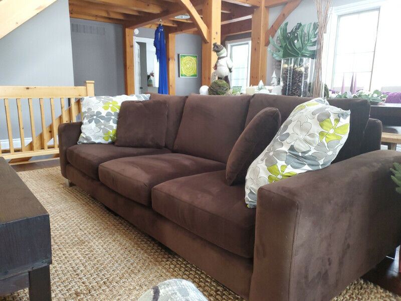 Living Room Furniture - Urban Barn purchased | Couches ...
