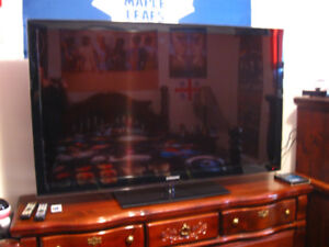 60 INCH SAMSUNG - 1080P FULL HD TV - 120HZ  ,4 HDMI, IMMACULATE