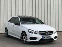 Mercedes-Benz E220 2.1CDI ( 177ps ) BlueTEC ( Premium Plus ) 7G-Tronic Plu AMG