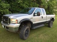 2007 Ford F-250 FX4 $15,700