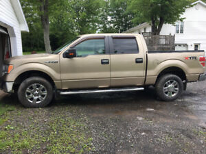 2011 ford 4x4
