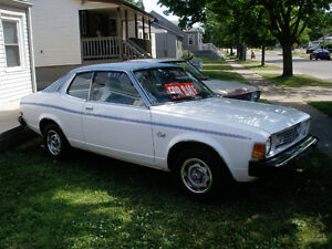 Two 1976 Plymouth Colt