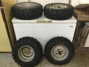 Honda ATV Tires and Rims