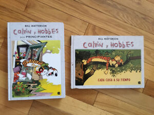 Calvin and Hobbes (French)