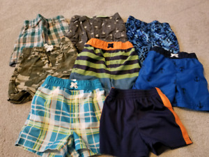 18-24 months boy shorts/swimsuits