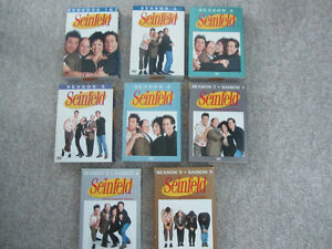 Seinfeld on DVD - Complete Series Kitchener / Waterloo Kitchener Area image 1