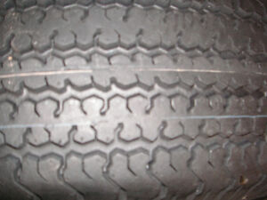 """TIRE ONLY ST225/75R/15 BRAND NEW TIRE  LOAD RANGE """"D""""  8 PLY"""