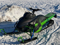 2017 arctic cat 800 for trade or sale