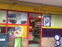 365 DAYS CONVENIENCE STORE IN 22 HIGH STREET , REF:RB243