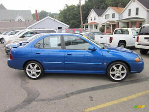 PRICED TO SELL!!! 2006 Nissan Sentra 1,8S- Special Edition Sedan