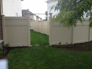 PVC Fence year end Sale Gatineau Ottawa / Gatineau Area image 8