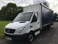 Mercedes Sprinter Mercedes Sprinter 313 3.5T 20ft 6m Curtain Side *New Body*20FT
