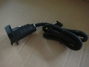 trailer connector 7 to 4 pin wiring harness