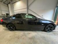 2010 BMW 3 Series 320i SE 2dr Manual Coupe Petrol BLUETOOTH *GORGEOUS ALL BLACK*