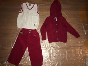 Beautiful 3 pieces from Gymboree in New Condition