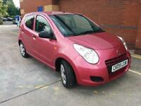Suzuki Alto 1.0 SZ3. AIRCON. WARRANTY. CD. EW. £20 TAX. ONE OWNER.
