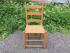 Antique Cane Back Chairs - excellent condition!