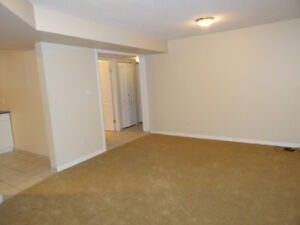 Large 1 bedroom basement suite in Kitsilano
