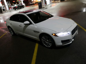Jaguar XF AWD 2.5 turbo only $380 a month and $4500