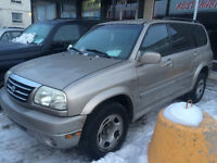 2000 Suzuki Grand Vitara VUS**AUTOMATIQUE**7 passagers**