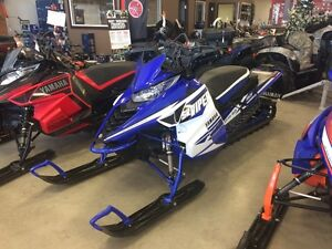 2016 YAMAHA VIPER M-TX LE 153 DEMO MODEL