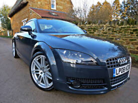 2008 AUDI TT COUPE 2.0 TFSI S-TRONIC AUTO. OVER £6K OF FACTORY OPTIONS !!