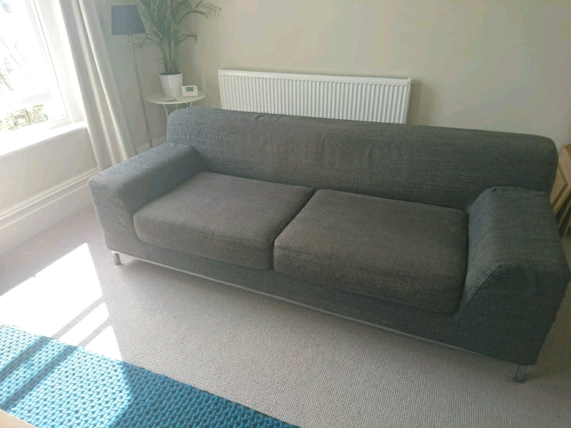Swell Ikea Kramfors 3 Seat Sofa In Clifton Bristol Gumtree Download Free Architecture Designs Scobabritishbridgeorg