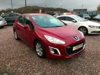 2013 PEUGEOT 308 1.6 HDi ACTIVE MANUAL ONLY 54000 MILES WITH SERVICE HISTORY