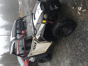 2011 rzr 800 sell or trade for truck