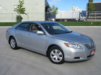 2007 Toyota Camry Automatic,Only 85000km, Up to 3 years warranty