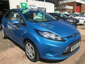 2009 (59) FORD FIESTA 1.4 STYLE PLUS TDCI 5DR
