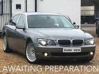 null BMW 7 Series 5.0 750i Sport 4dr