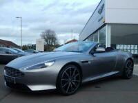 Aston Martin DB9 V12 GT 2dr Volante Touchtronic Auto Convertible Petrol Automati