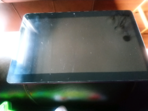 NuVision tablet $75 obo