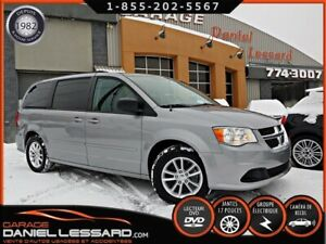 Dodge Grand Caravan SXT, TV DVD, CAM RECUL, MAG 17, A VOIR 2016