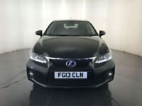 2013 LEXUS CT200H SE AUTOMATIC HYBRID 1 OWNER SERVICE HISTORY FINANCE PX WELCOME