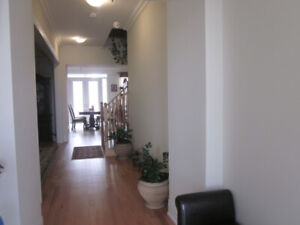 ENSUITE TWO BEDROOMS-- ON A HOUSE-- FOR RENT-- STARTING OCT 1ST.