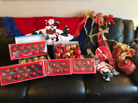 Complete Set Of Christmas Tree Decorations