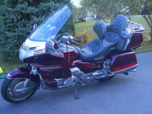 Moto Honda Goldwing GL1500 Aspencade