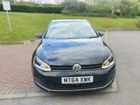 2014 Volkswagen Golf 2.0 TDI BlueMotion Tech GT (s/s) 3dr Hatchback Diesel Manua