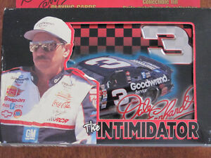 DALE EARNHARDT # 3 PLAYING CARDS Cornwall Ontario image 2