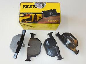 BMW 530i 525i 535i 2004-2010 Disc Brake Pad Set Rear 34216763043