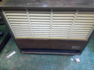 Wait Vented Room Heater