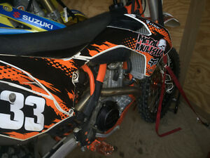2013 ktm450 sx dungy edition bike