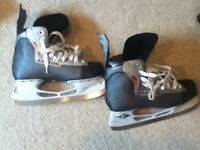Easton EQ Hockey Skates *Size 8