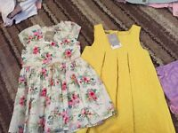 Girls next dress new with tags